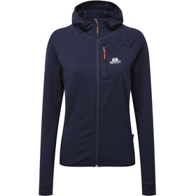 Mountain Equipment Eclipse Jas Dames blauw